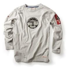 B17 Long Sleeve T-shirt Grey