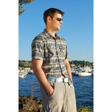 SkyBelt w/buckle Big Sur-Lt. Blue