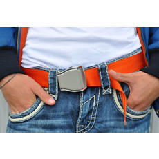 SkyBelt w/buckle Orange County-Orange