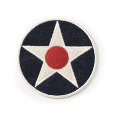 United States Roundel Patch