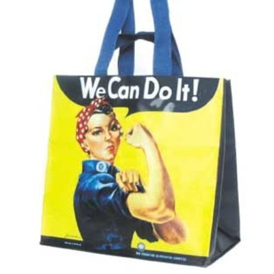 Rosie the Riveter Tote Bag