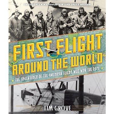 First Flight Around the World