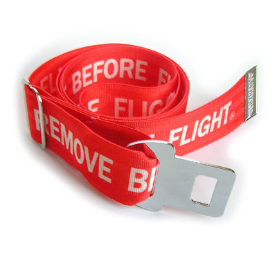 Remove Before Flight Interchangeable Belt