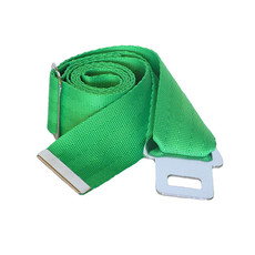 Fiji Interchangeable Belt--Kelly Green