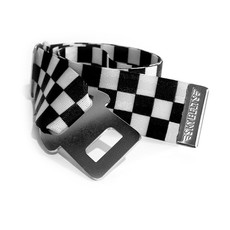 Daytona Beach Interchangeable Belt- Checkboard