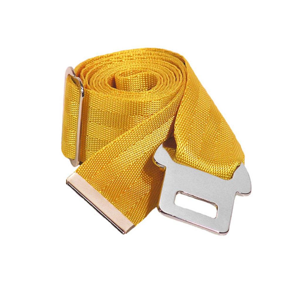 Laguna Beach Interchangeable Belt-Yellow