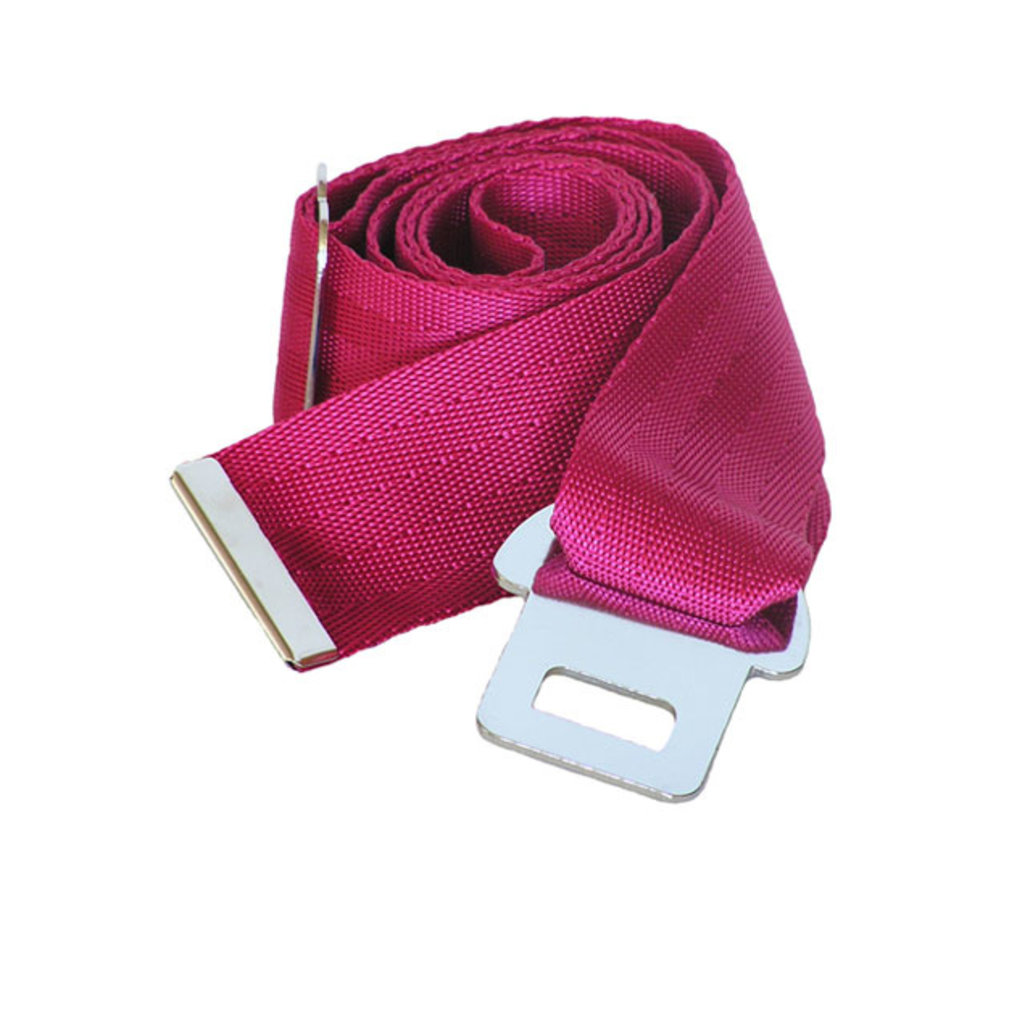 HawaiiInterchangeable Belt- Raspberry