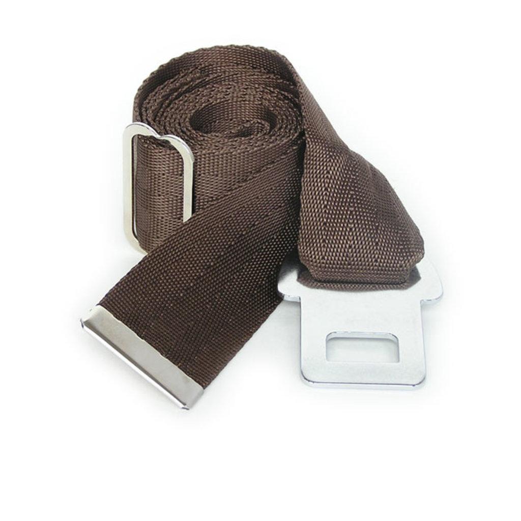 Big Bear Interchangeable Belt-Dark Brown