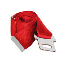 Baja Interchangeable Belt-Red