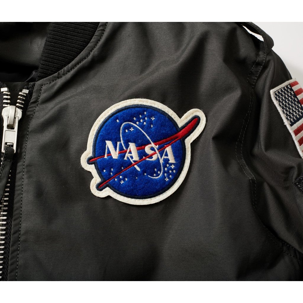 NASA Summer Flight Jacket