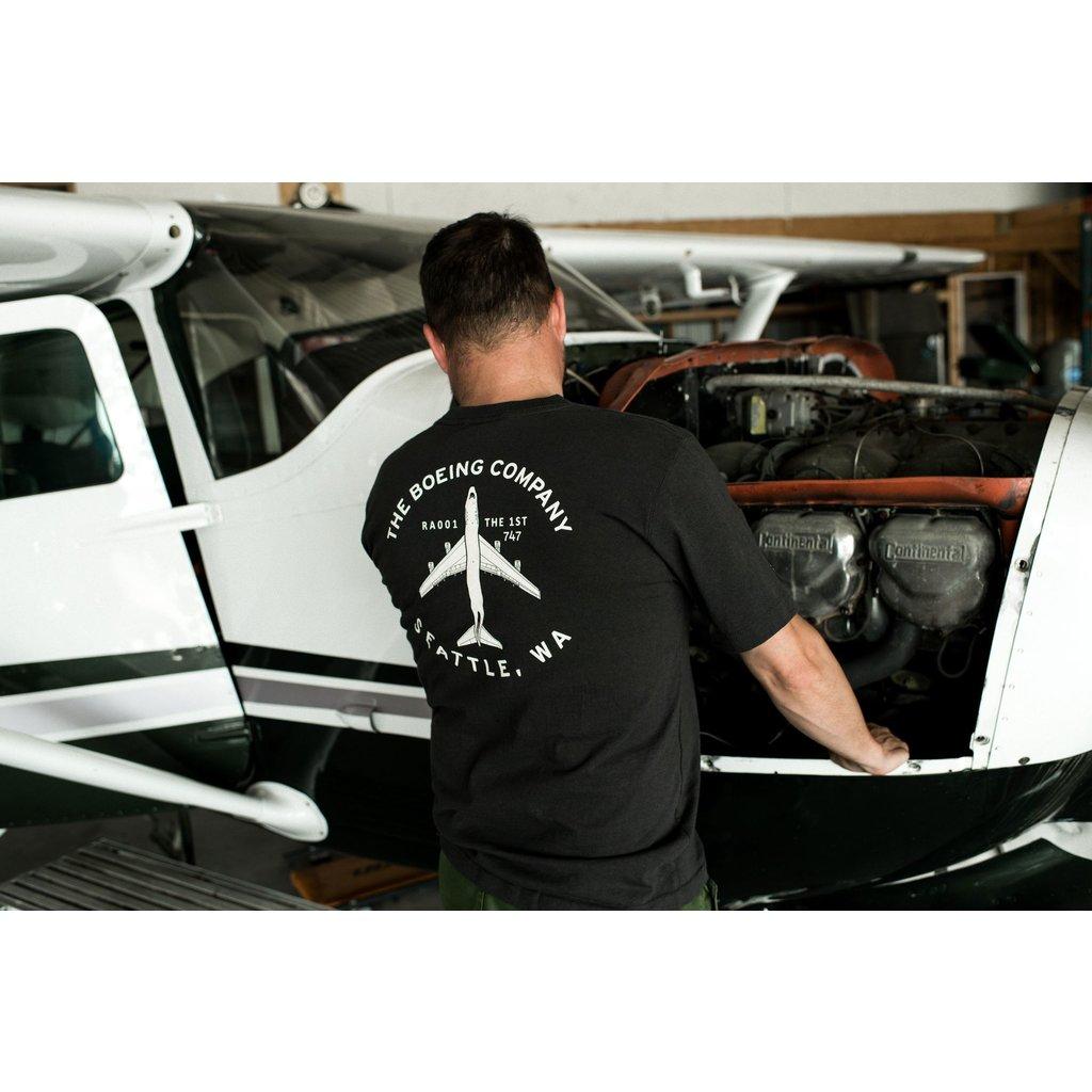 Boeing T-shirt - Slate
