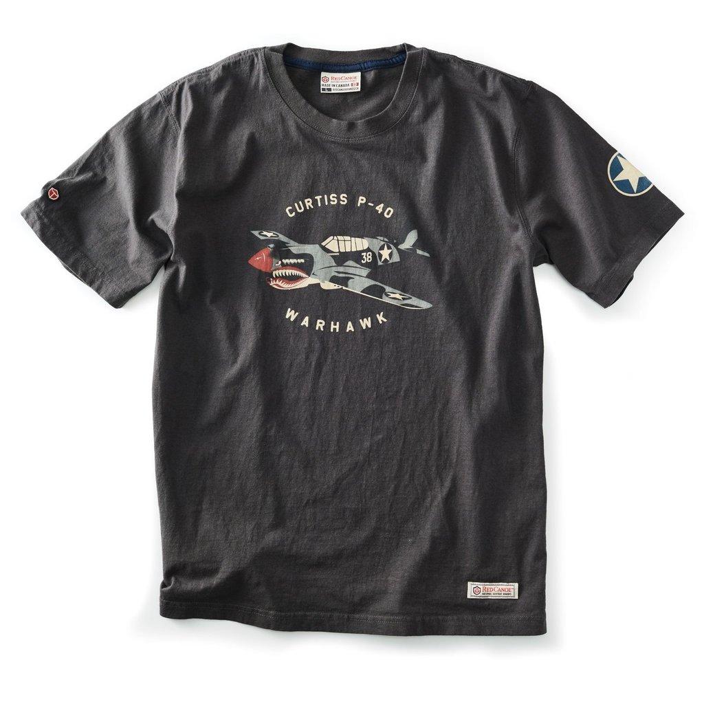 P40 Warhawk T-shirt Slate