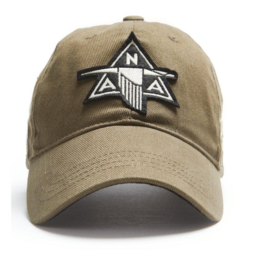 NAA Mustang Cap-Khaki