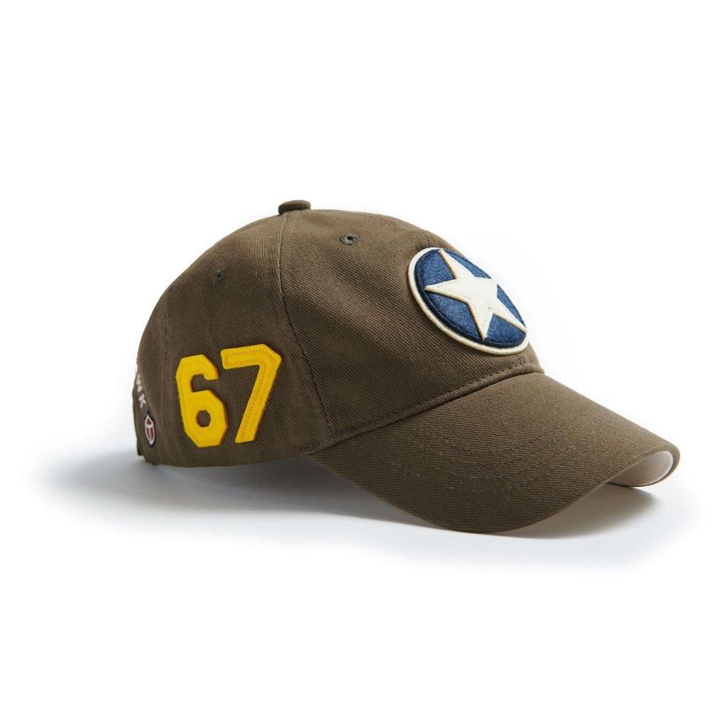 P40 Cap- Khaki