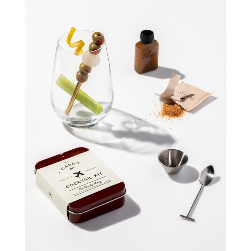 The Carry On Cocktail Kit - The Bloody Mary