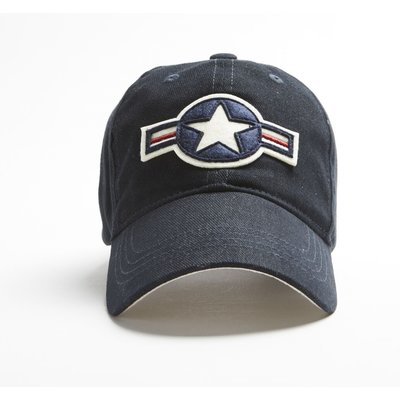 US Stripes Cap-Navy