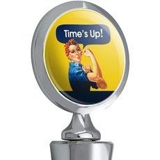 Rosie The Riveter Bottle Stopper