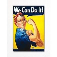 Rosie the Riveter Magnet