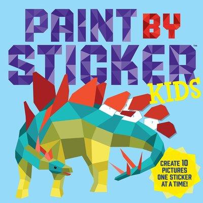 Paint by Sticker Kids'Disc.