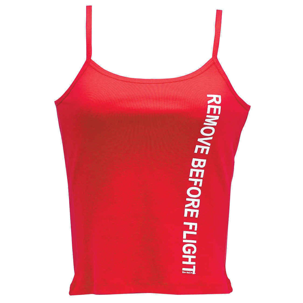 Remove Before Flight String Tank