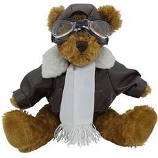 Pilot Plush Bear