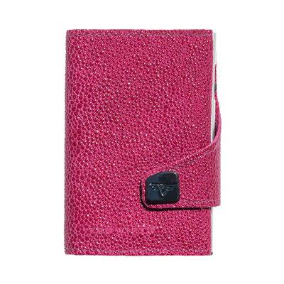 Wallet Click n Slide Fuchsia