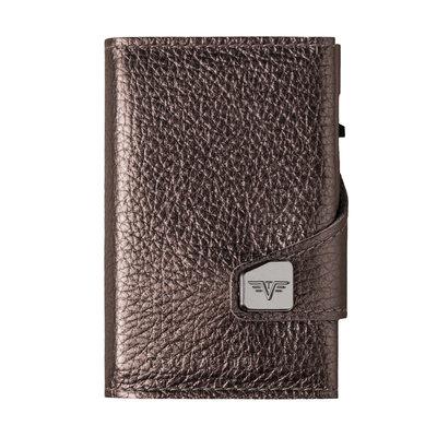 Wallet Click n Slide Natural Brown