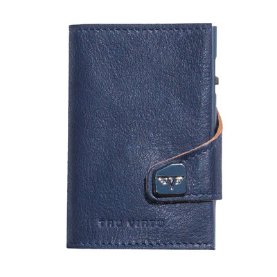 Wallet Click n Slide Blue Sand