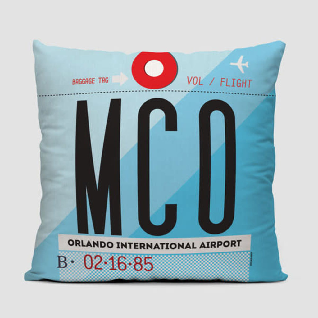 MCO Pillow Cover
