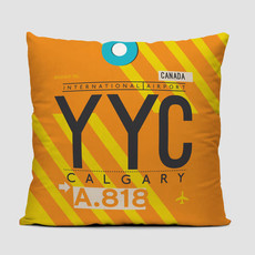 YYC Pillow Cover