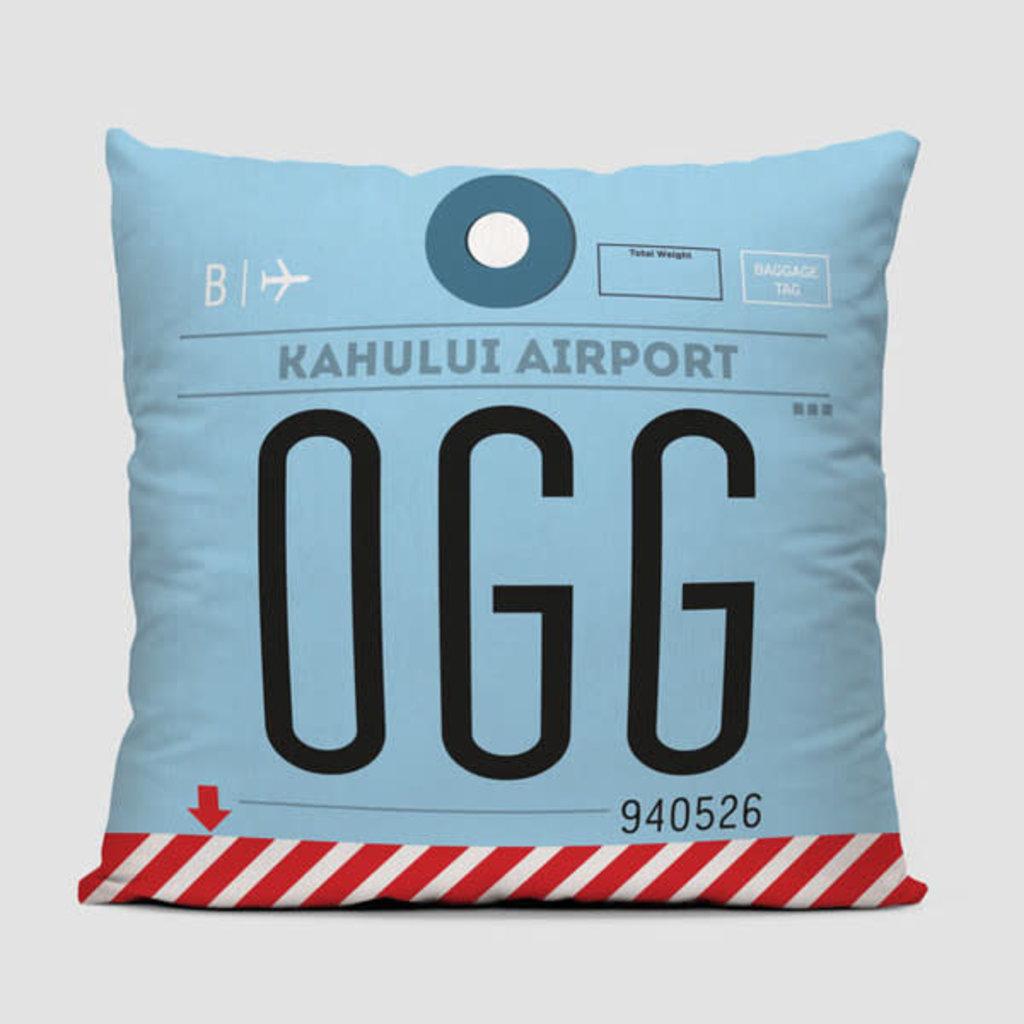 OGG Pillow Cover