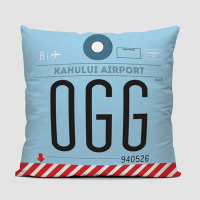 OGG Pillow Cover