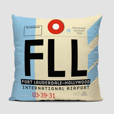 FLL Pillow Cover