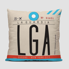 LGA Pillow Cover