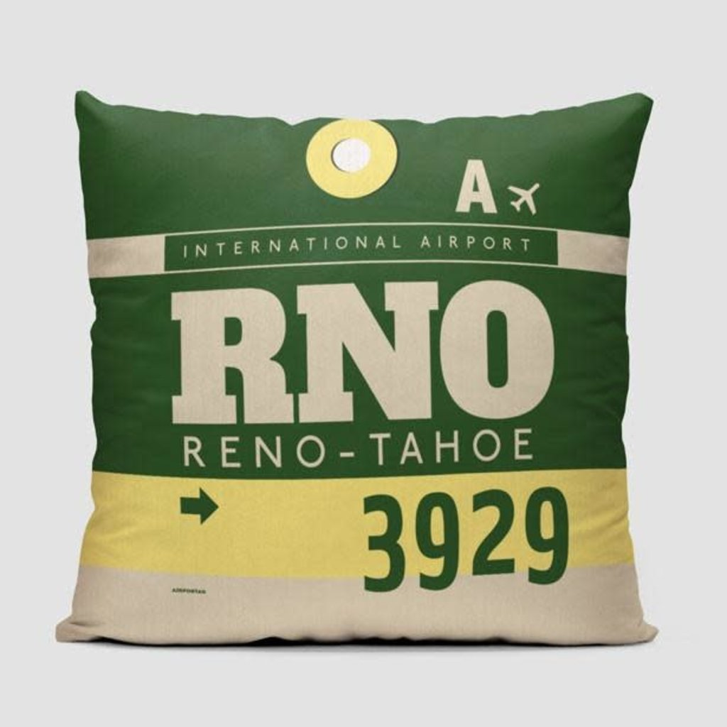 RNO Pillow Cover