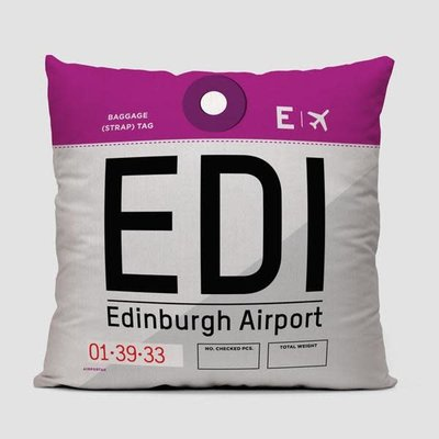 EDI Pillow Cover