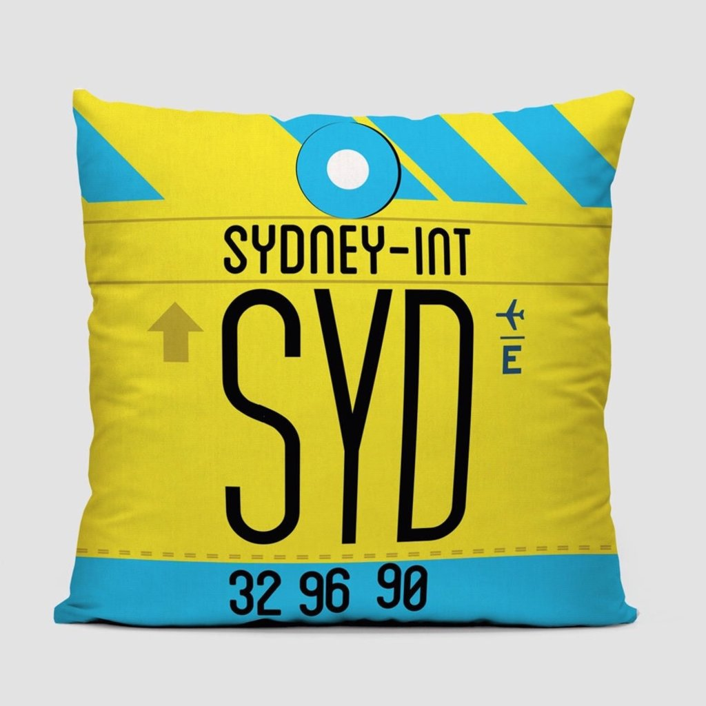 SYD Pillow Cover
