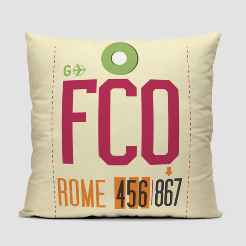 FCO Pillow Cover