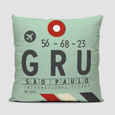GRU Pillow Cover