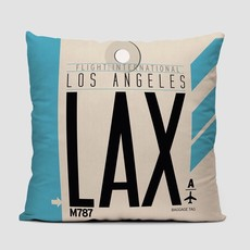 LAX Pillow Cover