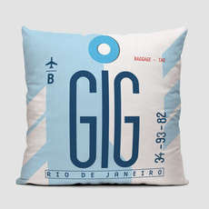 GIG Pillow Cover