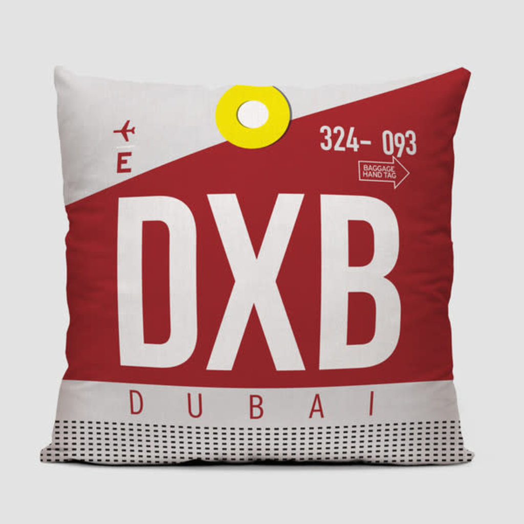 DXB Pillow Cover
