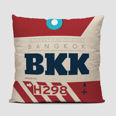 BKK Pillow Cover