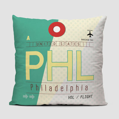 PHL Pillow Cover
