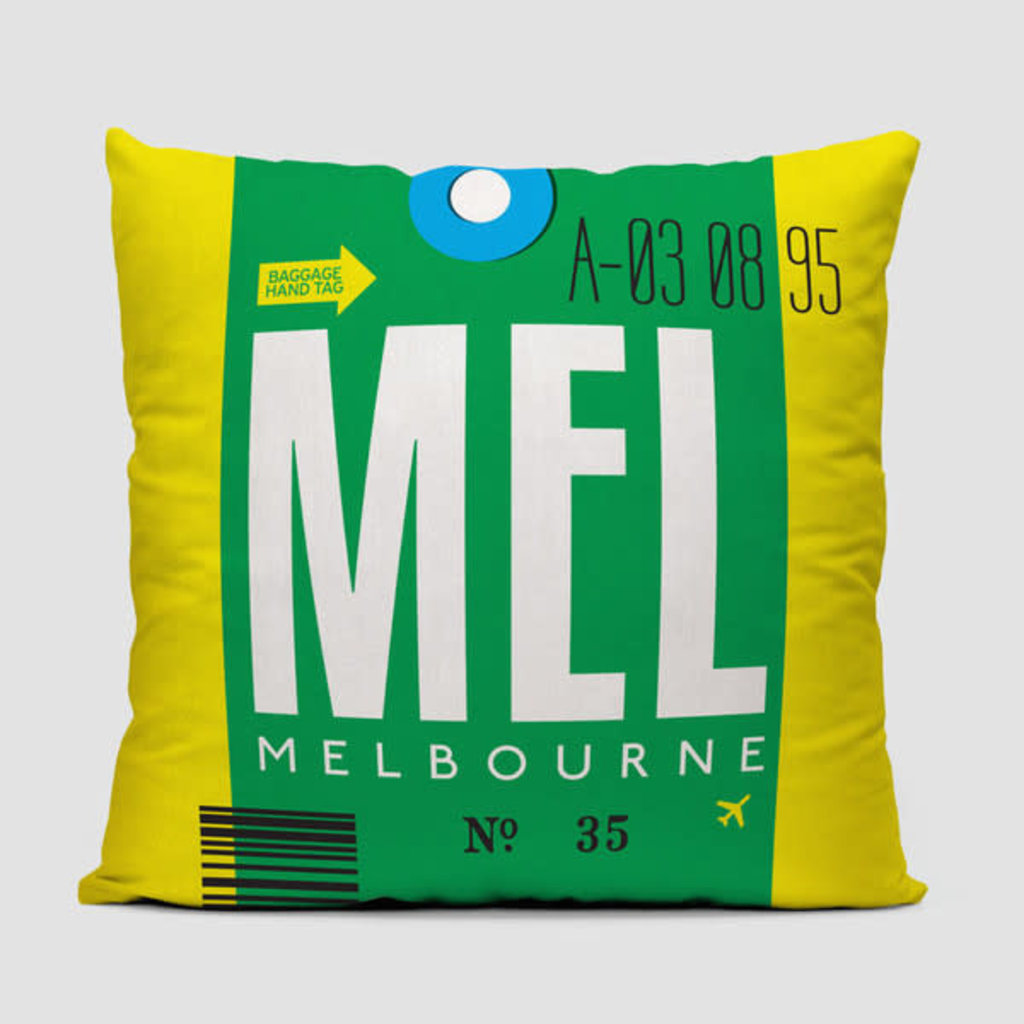 MEL Pillow Cover