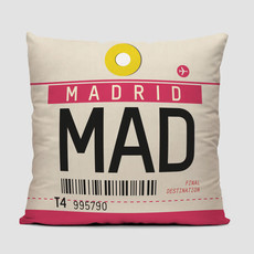 MAD Pillow Cover