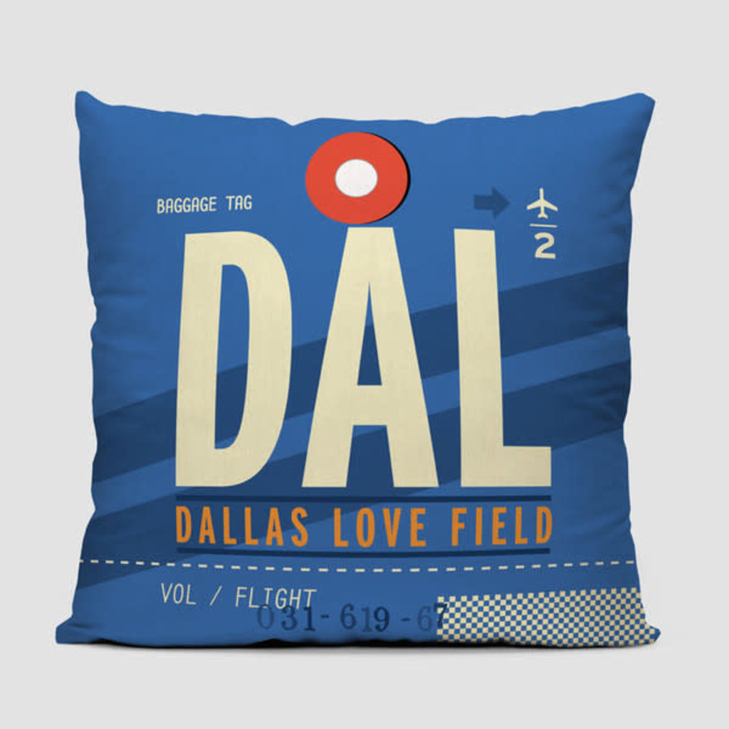 DAL Pillow Cover