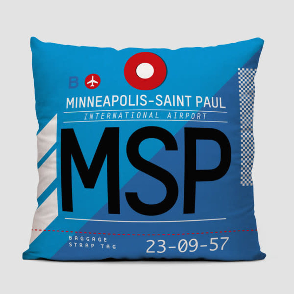 MSP Pillow Cover