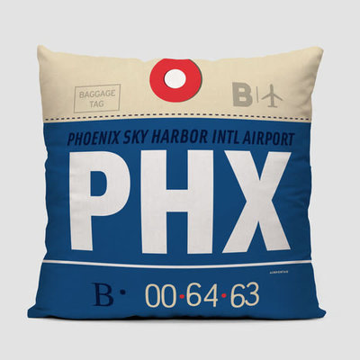 PHX Pillow Cover
