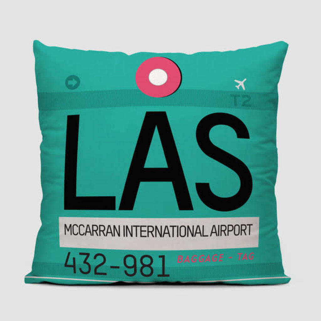 LAS Pillow Cover
